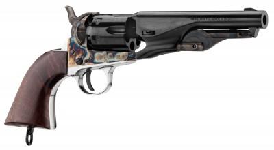Photo Revolver Pietta Colt 1862 Army Sheriff jaspé