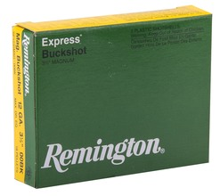 Photo Cartouches Remington Suprême chevrotines Magnum - Cal. 12/76 ou 12/89