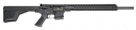 Photo Semi automatic rifle Schmeisser AR15 UM BRUN cal. 223 REM