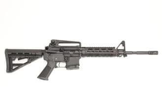 Photo Carabine Schmeisser AR15 M4 picatinny 14.5'' 223 rem
