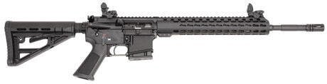 Photo Carabine Schmeisser AR15 M5F Keymod 16,5'' 223 REM