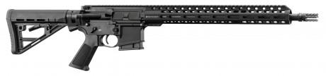 Photo Carabine Schmeisser AR15 M5FL M-LOCK long 16.75'' 223 Rem