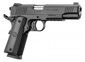 Photo Schmeisser 1911 fixed target pistol