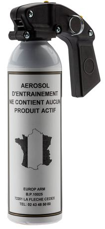 Photo Aerosol 500 ml - Inert gas + Handle