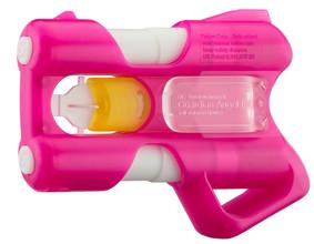 Photo Guardian Angel III pink with gun butt