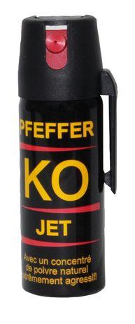 Photo Aerosols gel pepper KO Jet Pfeffer