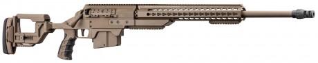 Photo Carabine STEYR SSG M1 calibre 338 Lapua Magnum