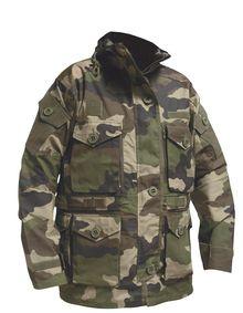 Photo Guerrilla weatherproof jacket camo CE Opex