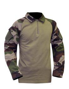 Photo Ubas cotton type combat shirt