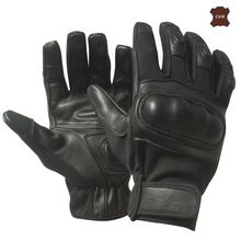Photo Black hull gloves