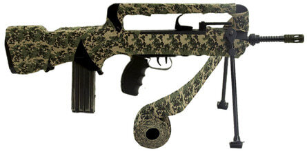 Photo Ruban camouflage réutilisable