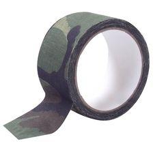 Photo Ruban tissu camouflage adhésif