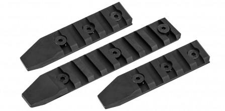 Photo Kit de 3 rails aluminium Keymod