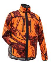 Photo Reversible Fox Jacket Blaze / Green - Stagunt