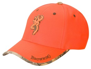 Photo Casquette Sureshot orange