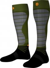 Photo Chaussettes Monnet Hunting Expert kaki
