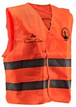 Photo Orange tracking vest