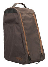 Photo Brown Rubberbag Boot Bag - Eagle