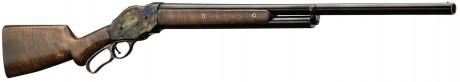 Photo Rifle Lever Action 1887 Shot Gun cal. 12/70