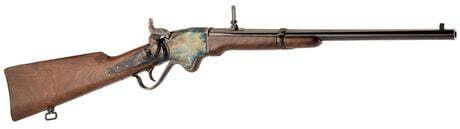 Photo Spencer 1860 20 '' carbine