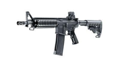 Photo T4e ram - rubber ball rifle