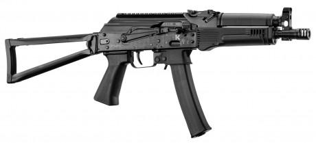 Photo Carabine Izhmash Kalashnikov SAIGA-9 K Crosse fixe 9X19 - 237mm