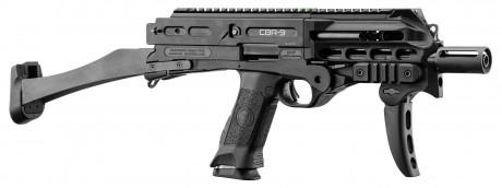 Photo *B2* CHIAPPA FIRE ARMS CBR - 9 BLACK RHINO 9X19 2CH 10 RDS