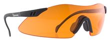Photo Orange Claybuster Safety Glasses - Browning