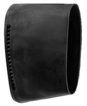 Rubber shock absorbing grip cover