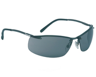 Gray tinted Metalite goggles