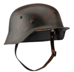 Reproduction used M42 German Helmet