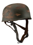 Reproduction used Paratrooper German Helmet
