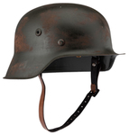 Reproduction used M35 German Helmet