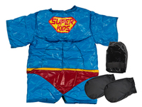 SUMO Fighter - Kit de 2 costumes de sumo enfant super héros