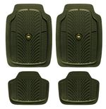 Photo Tapis auto universel Tread kaki