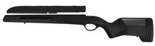 Polymer Black Stock for Mauser 98 - ATIPolymer Black Stock for Mauser 98 - ATI