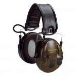 Peltor Sportac amplified hearing protection headphones