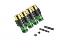 Tactical Shell Holder with 4 shells for Fabarm STF12 Airsoft version