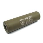 Photo Rep silencieux Special Force Universel 110x30mm TAN - King Arms