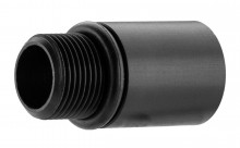 Silencer adaptor 16mm CW to 14mm CCW