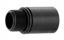 Adaptateur silencieux 12mm+ femelle vers 14mm- male GTP9