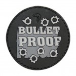 Patch PVC Bullet Proof