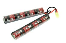 Photo Batterie mini 9,6 v/2200 mah