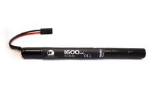 Stick battery 8.4 v / 1600 mAh NiMh type AK