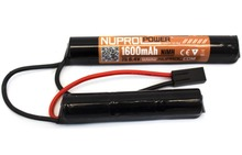 Photo Batterie NiMh 2 éléments 8,4 v/1600 mAh