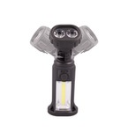 Photo 150 Lumens Double Head Rotating Lamp - Lumitorch