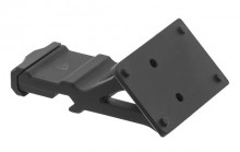 45 degree rail for Microdot