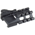 Photo UTG Tri-Rail / 3 Slot Angular Mounting QD