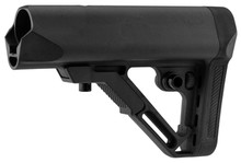 RS PRO Black Airsoft stock - BO Manufacture