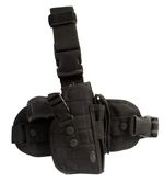 Right handed thigh holster
